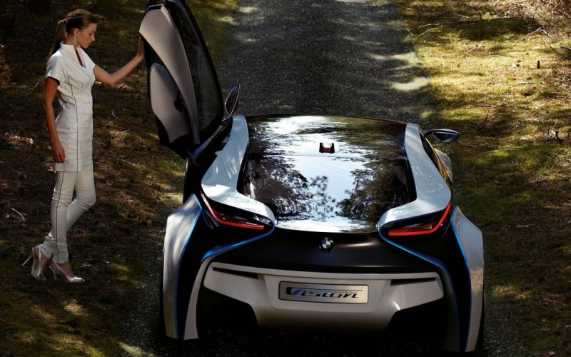 BMW cars concept cars wallpaper