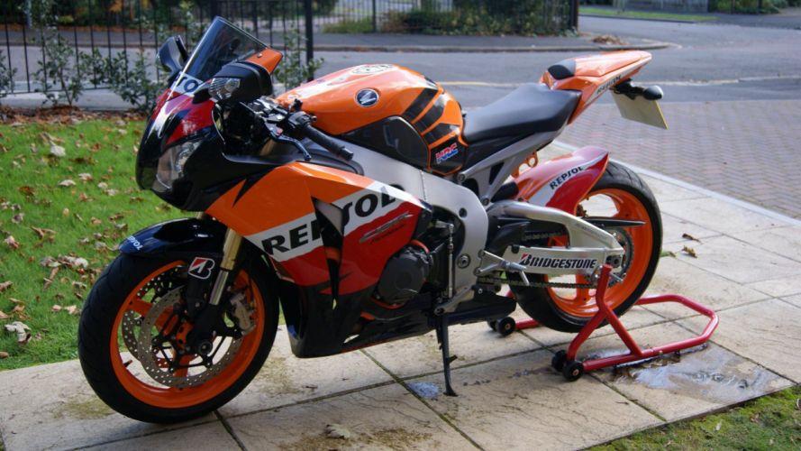 Honda CBR Honda CBR1000RR wallpaper