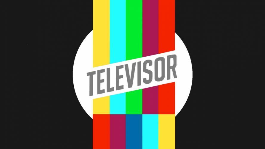 television wallpaper