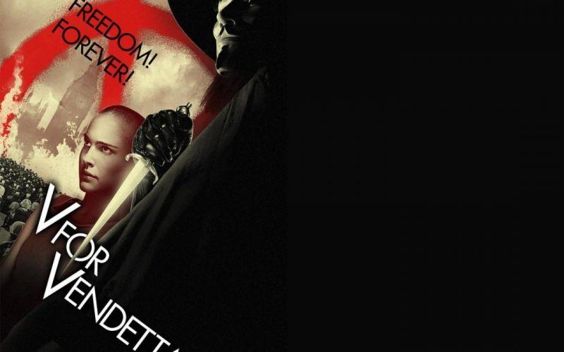 movies V for Vendetta wallpaper