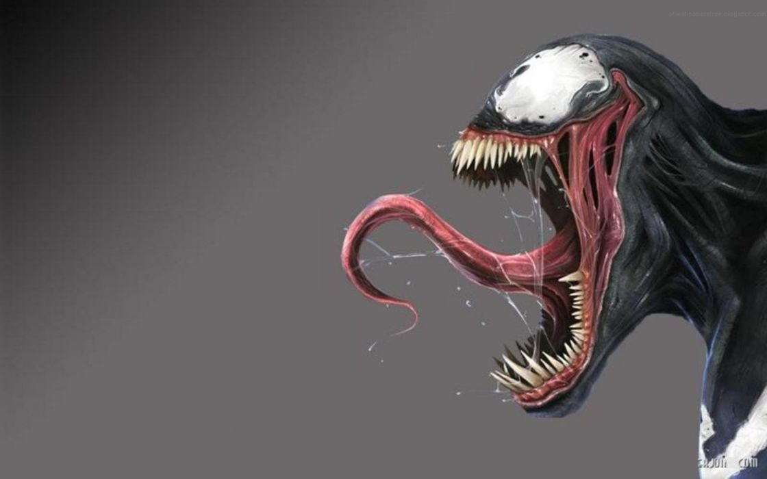 Venom Spider-Man Marvel Comics wallpaper