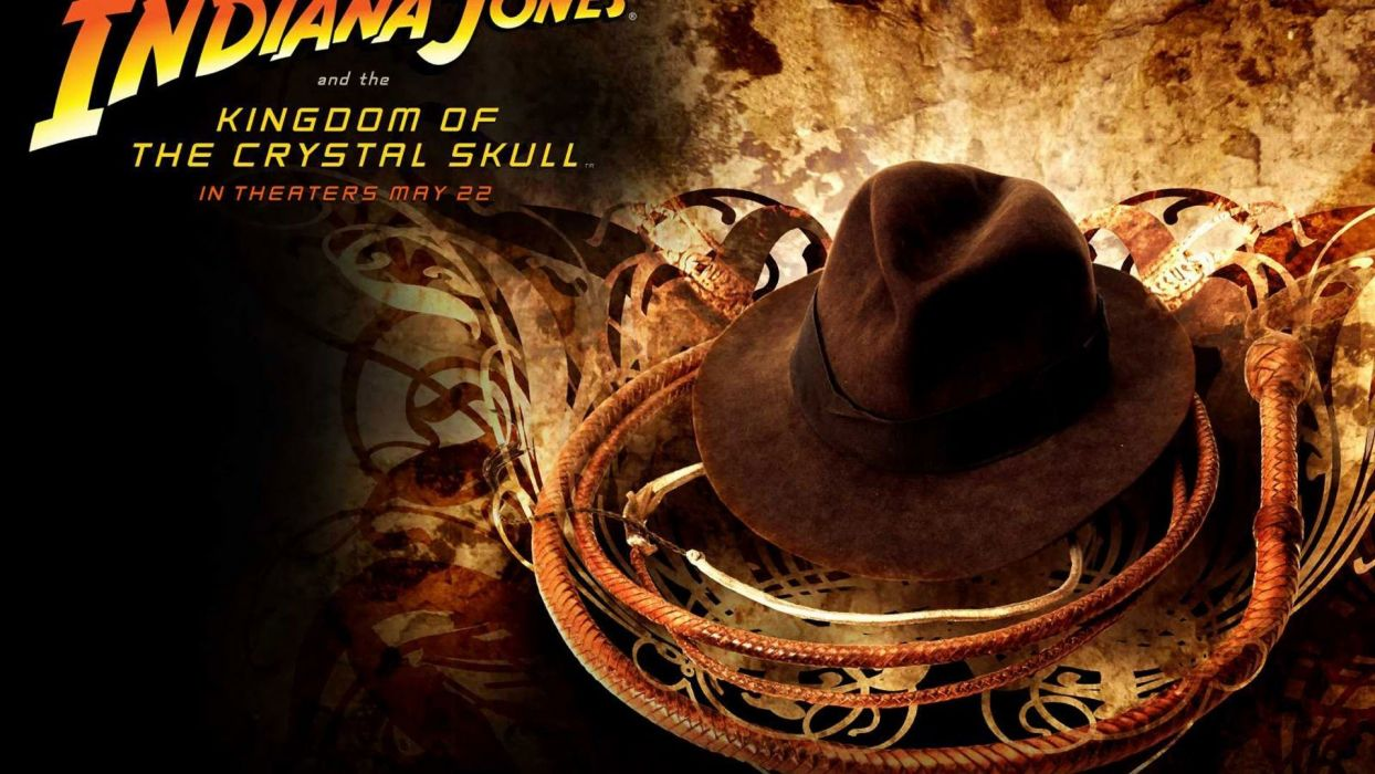 movies Indiana Jones Indiana Jones and the Kingdom of the Crystal Skull wallpaper