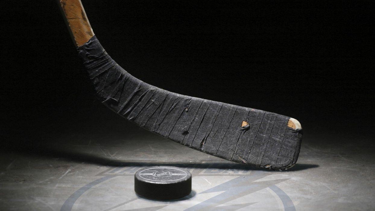 sports hockey objects wallpaper