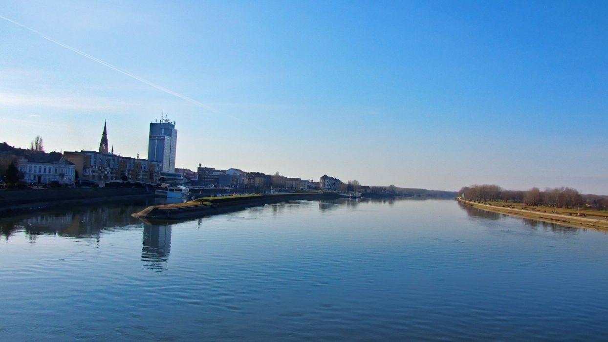 promenada Osijek  wallpaper