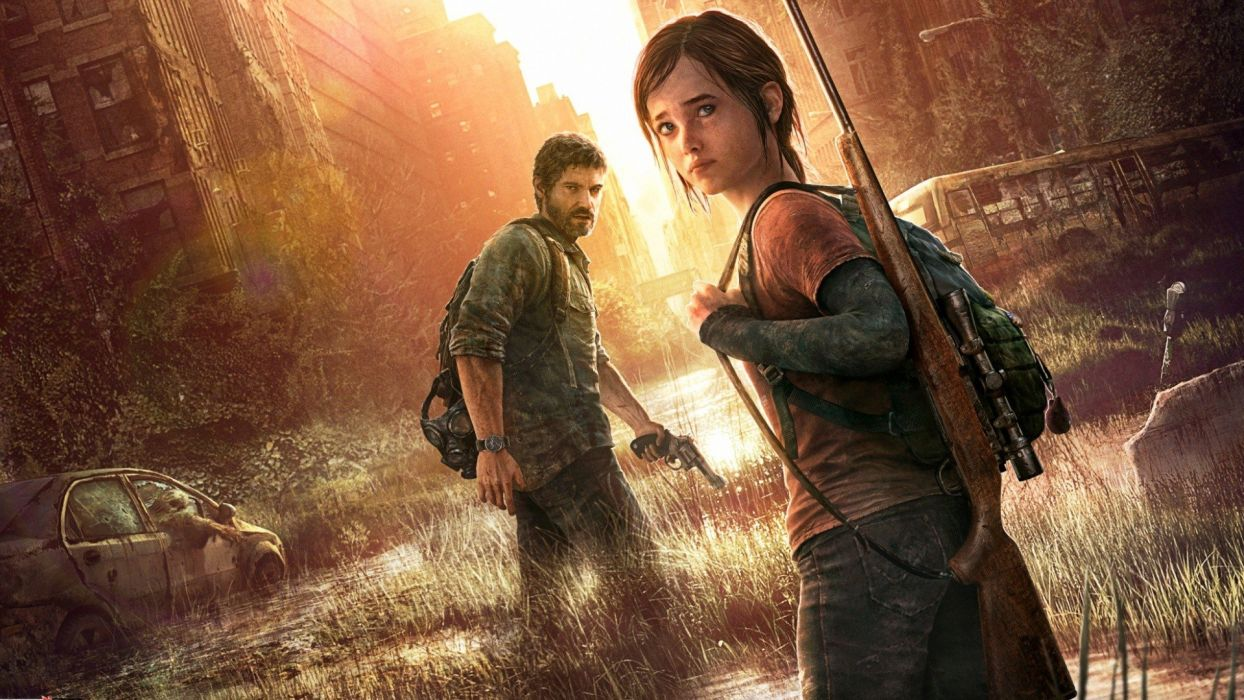 video games The Last of Us wallpaper