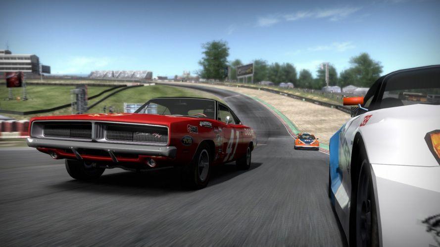 video games Dodge Dodge Charger R/T wallpaper