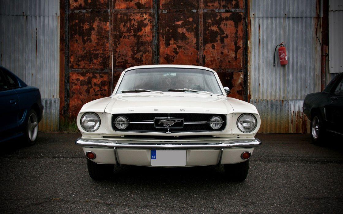 cars Ford Mustang wallpaper