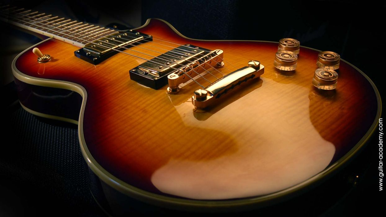 Epiphone Wallpapers: Gibson Gibson Les Paul Guitars Wallpaper