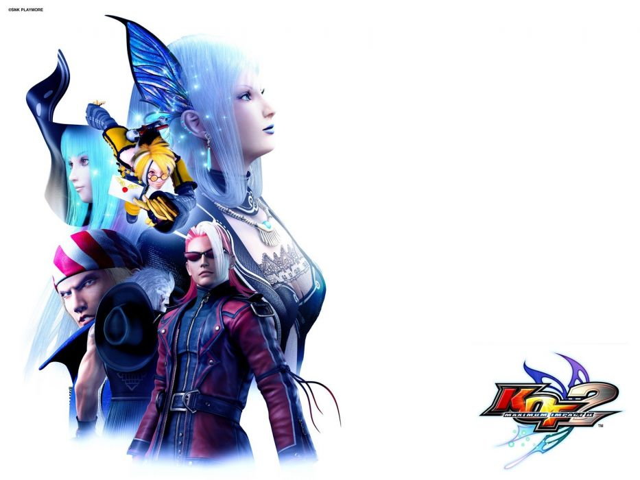 King of Fighters SNK Playmore wallpaper