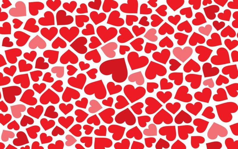 design hearts wallpaper
