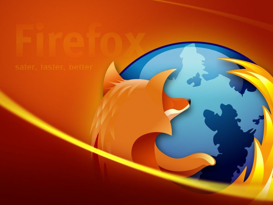 Firefox web browser Complex Magazine wallpaper