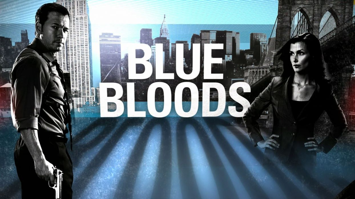 movies police Bridget Moynahan Blue Bloods wallpaper