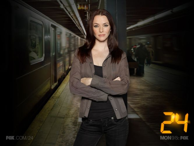 train stations Annie Wersching 24 (TV series) wallpaper