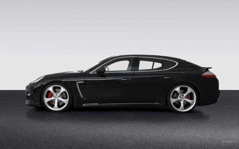 Porsche cars Porsche Panamera TechArt wallpaper