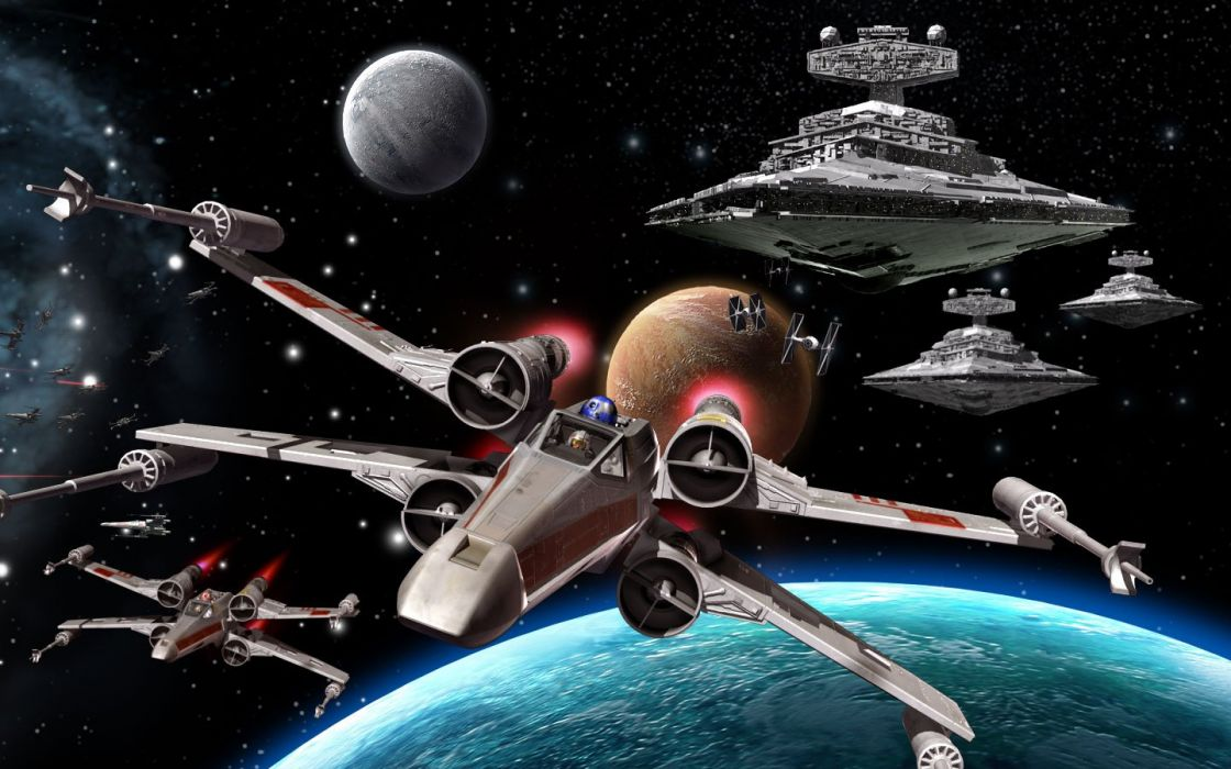 Star Wars Movies Spaceships Vehicles Wallpaper 1440x900 302097 Wallpaperup