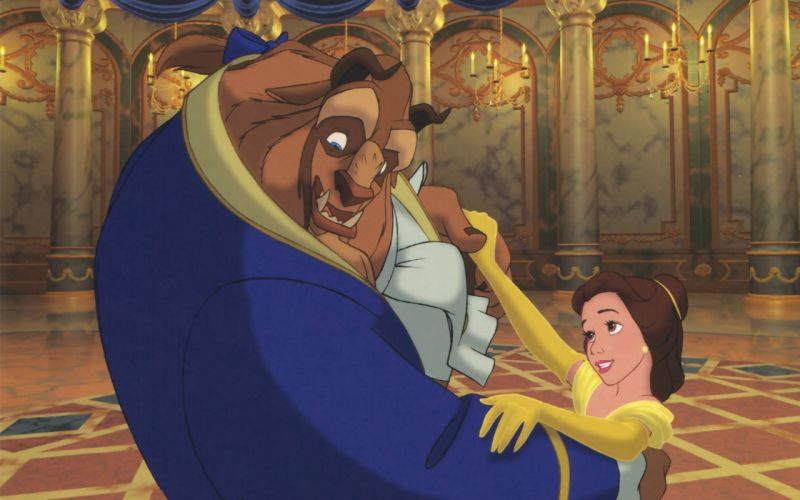 Disney Company Beauty And The Beast Belle (Disney) wallpaper