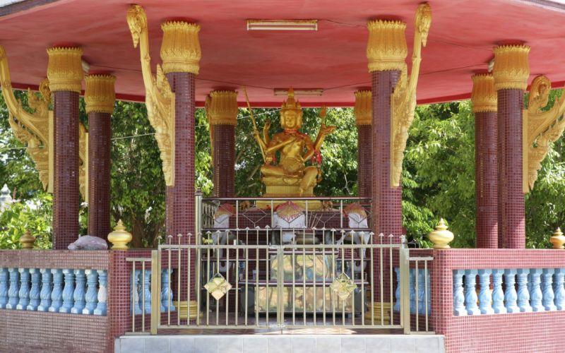 temples wallpaper
