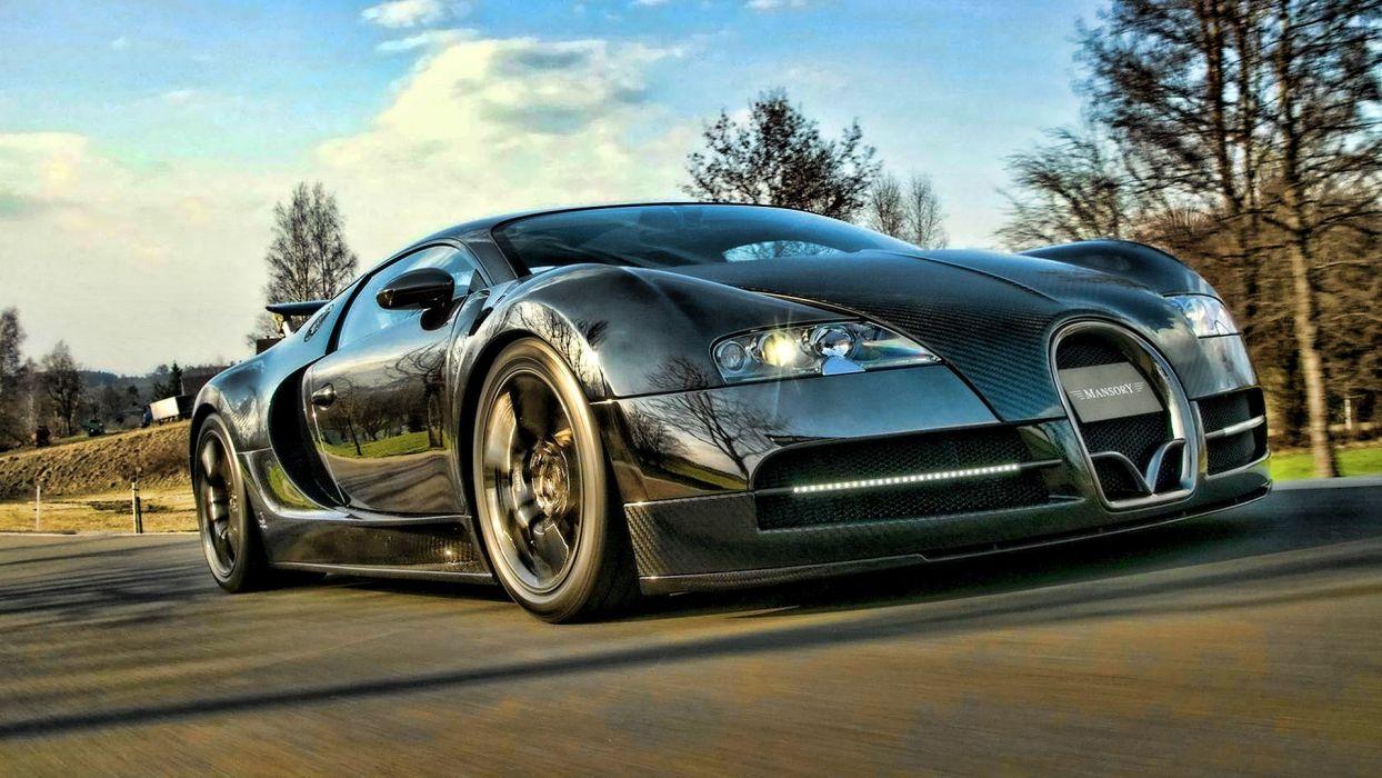 sports Bugatti HDR photography wallpaper