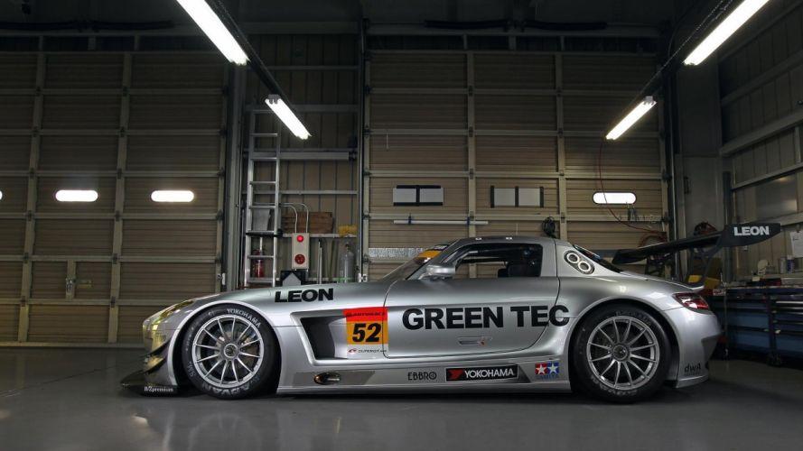 cars shift gt3 Mercedes SLS wallpaper