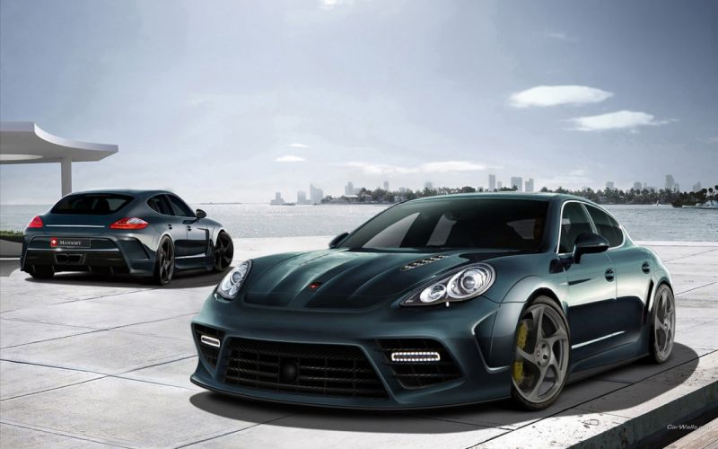 Porsche cars Porsche Panamera wallpaper