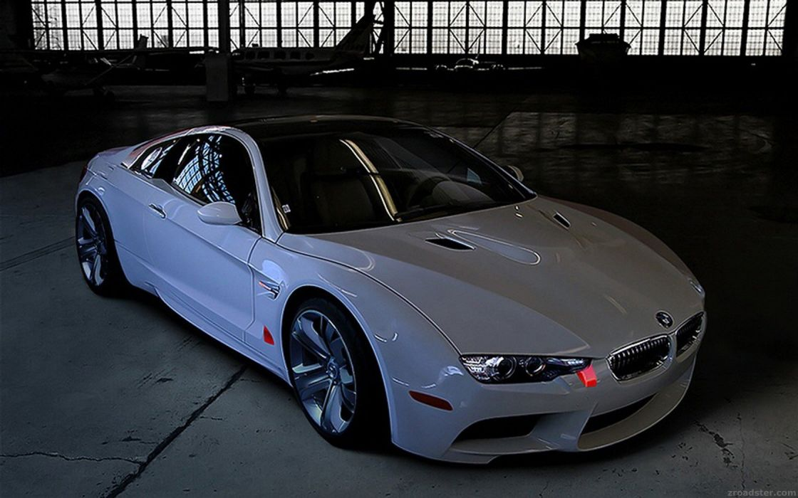 BMW cars vehicles supercars concept cars German cars wallpaper