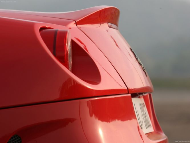 red cars Ferrari 599 Ferrari 599 GTO wallpaper