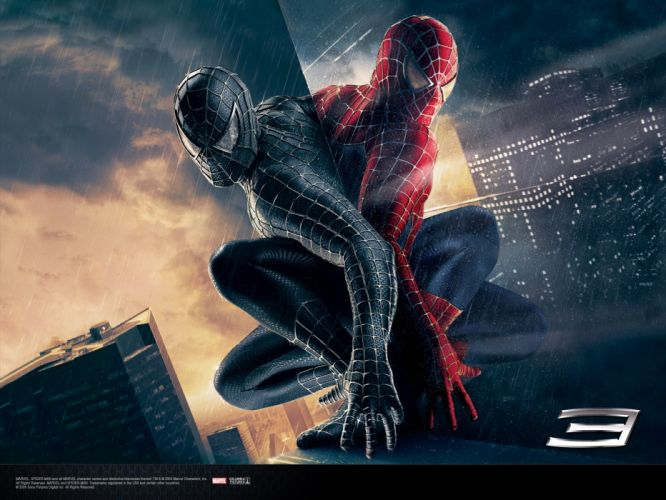 movies Spider-Man Spiderman 3 wallpaper