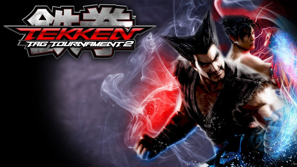 video games Tekken Tekken Tag Tournament wallpaper