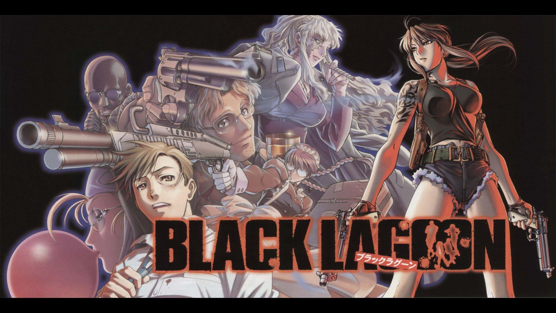 【ブラック・ラグーン】レヴィの画像 ...