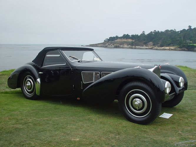 1938 Bugatti Type57SCGangloffCabriolet1 1600x1200 wallpaper