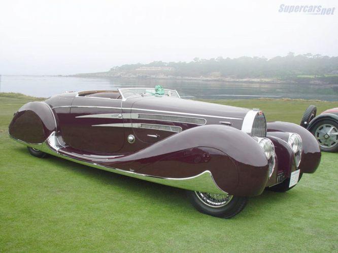 1939 Bugatti Type57CVanVoorenCabriolet1 1600x1200 wallpaper