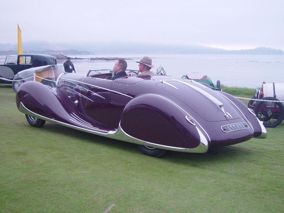 1939 Bugatti Type57CVanVoorenCabriolet2 1600x1200 wallpaper