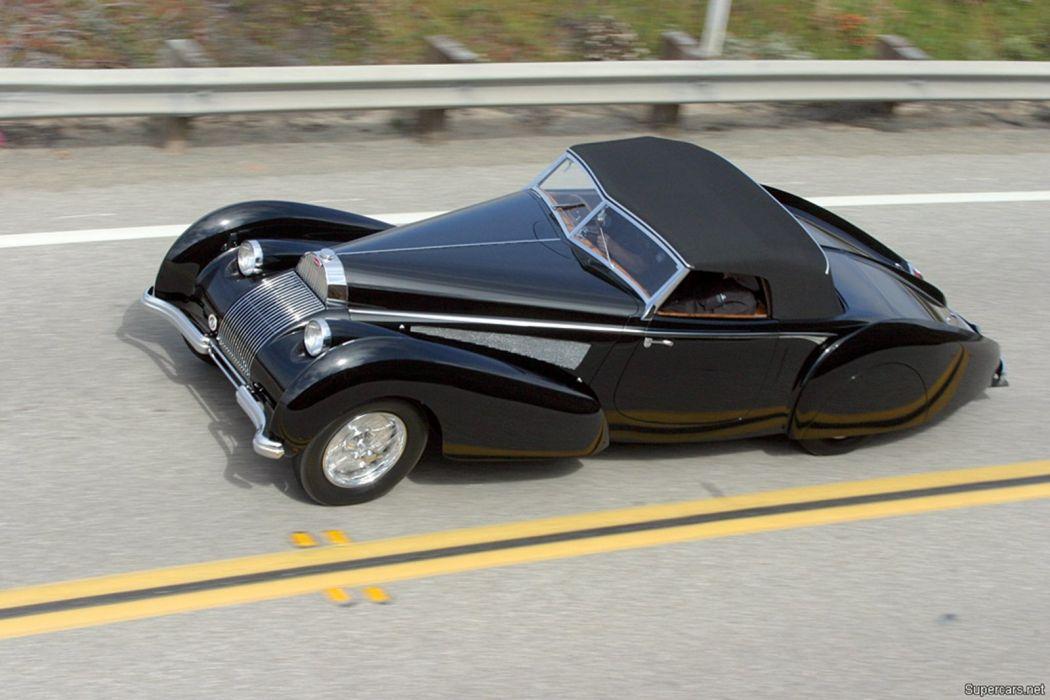 1939 Bugatti Type57CVollRuhrbeckCabriolet3 1600x1067 wallpaper