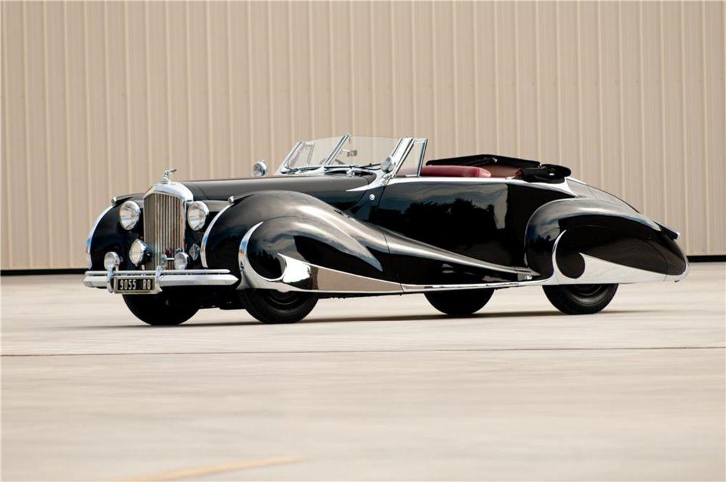 1947 Bentley MarkVIFranayCabriolet1 1600x1062 wallpaper