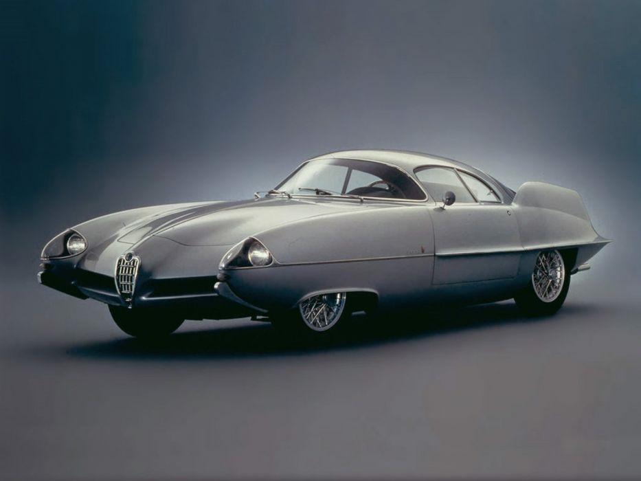 1955 AlfaRomeo BAT9d1 1600x1200 wallpaper