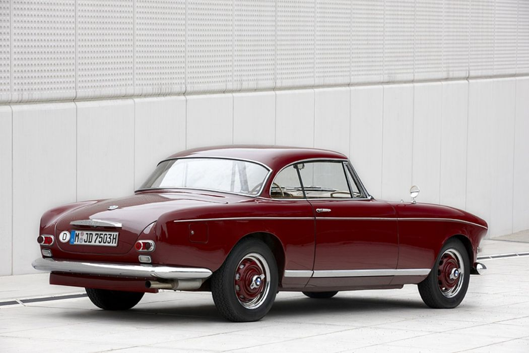 1955 BMW 503Coup3 1600x1067 wallpaper