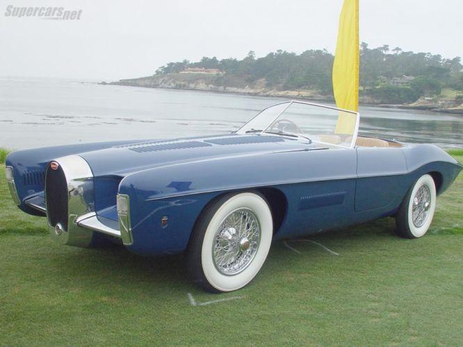 1956 Bugatti Type101CGhiaRoadster1 1600x1200 wallpaper