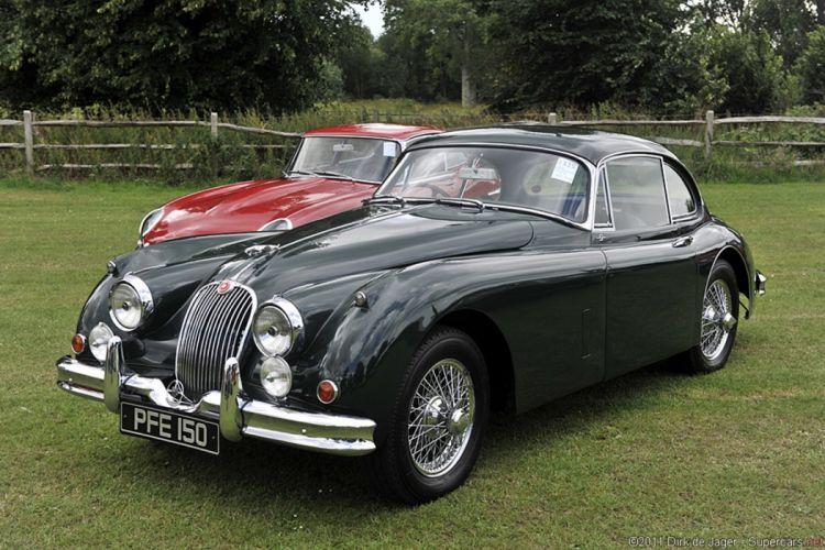 1958 Jaguar XK15038HardtopCoupe1 1600x1067 wallpaper
