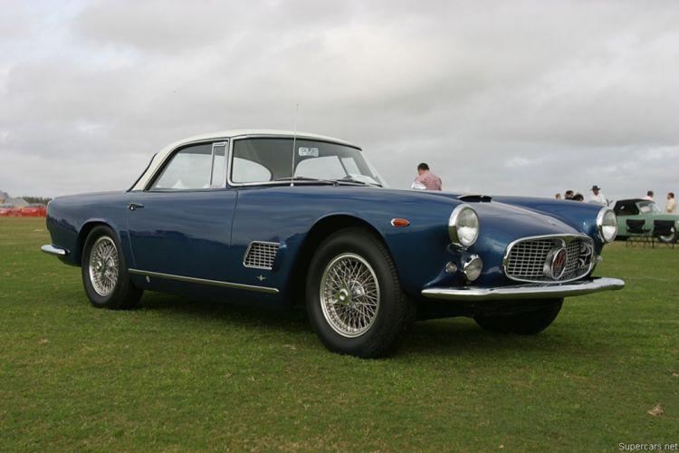 1959 Maserati 3500GTCoup1 1600x1067 wallpaper