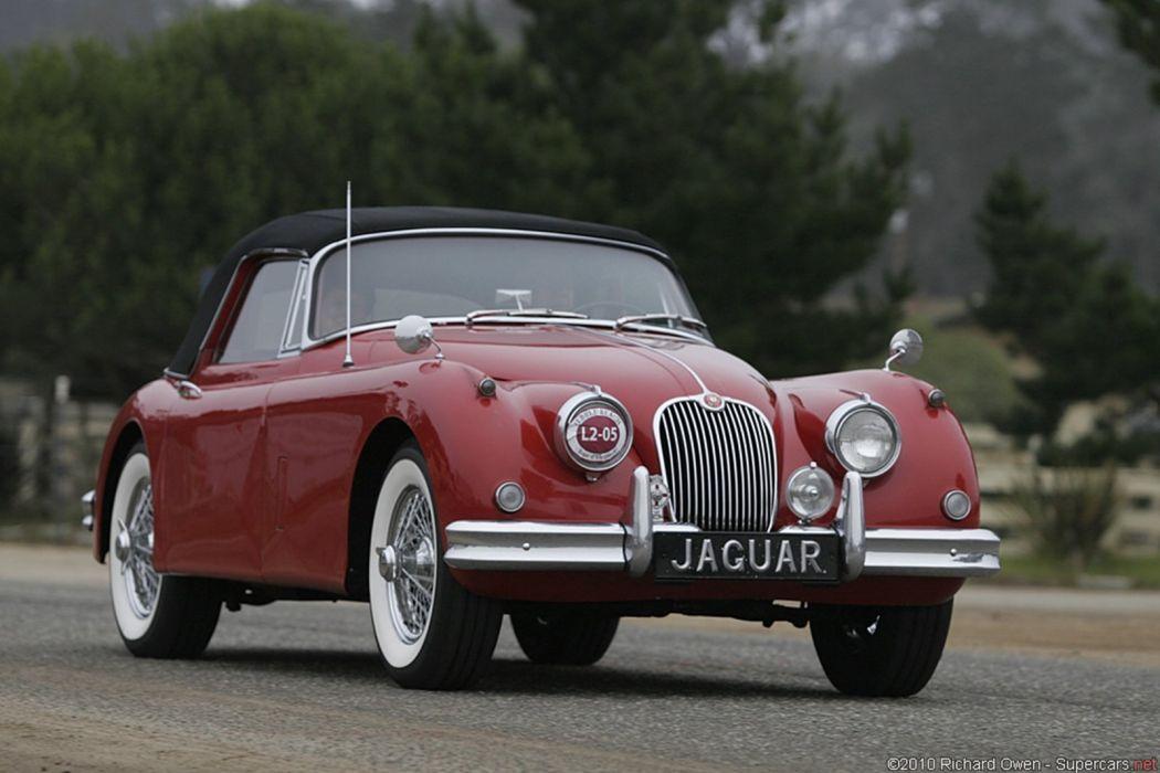1958 Jaguar XK15038Roadster1 1600x1067 wallpaper