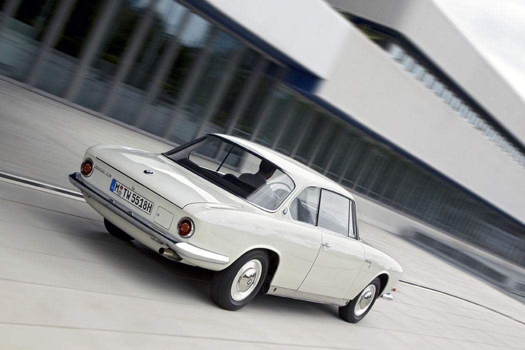 1962 BMW 3200CS4 1600x1067 wallpaper