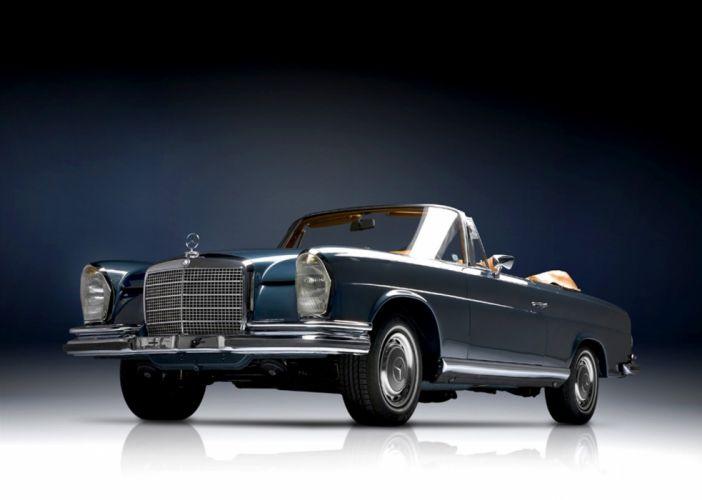1967 MercedesBenz 280SECabriolet1 1600x1139 wallpaper