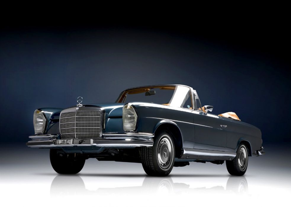 1967 MercedesBenz 280SECabriolet1 1600x1139 wallpaper