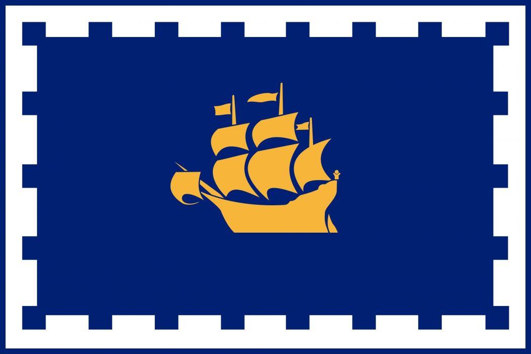 2000px-Flag of Quebec City_svg wallpaper