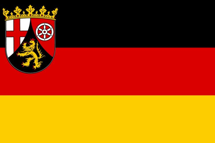 2000px-Flag of Rhineland-Palatinate_svg wallpaper