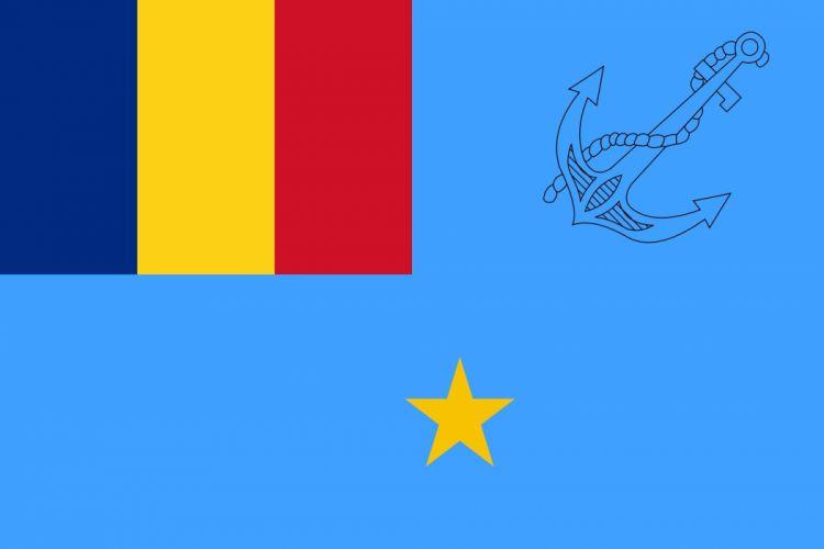 2000px-Flag of Romanian Major Naval Unit Commander_svg wallpaper