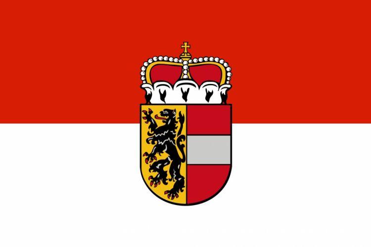 2000px-Flag of Salzburg (state)_svg wallpaper