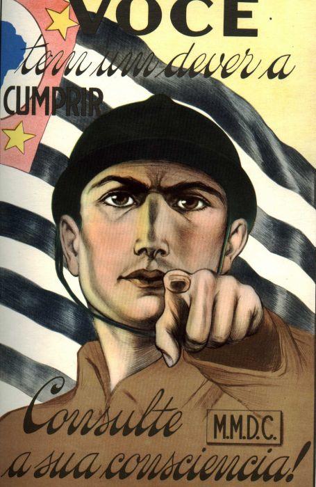 MMDC-Brazil Sao Paulo consticionalista Revolution 1932 wallpaper