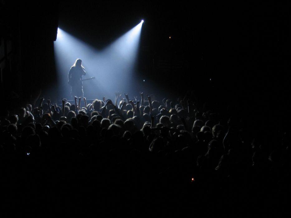 LAMB OF GOD groove metal heavy concert crowd       gd wallpaper
