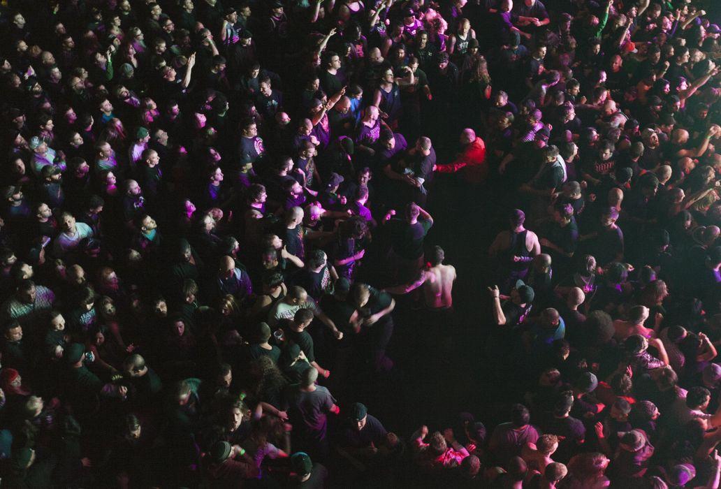 LAMB OF GOD groove metal heavy concert crowd     ye wallpaper